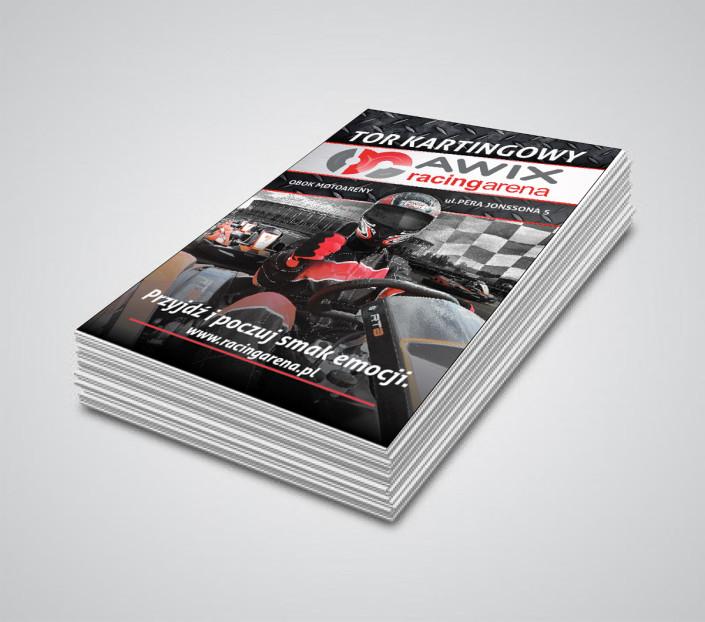 Racingarena, Ralizacje, Design-IT