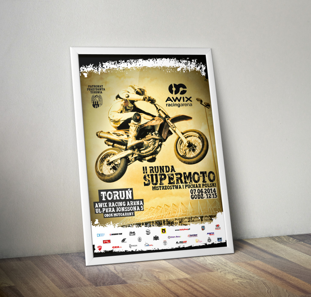 supermoto, Realizacje, Design-IT
