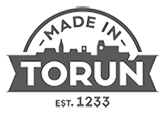 Logo Made in Toruń