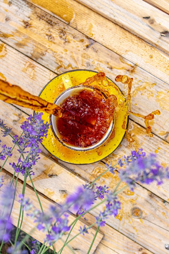 Fotograf toruń - fotografia herbaty