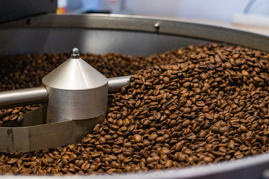 Fotograf toruń - fotografia kawy